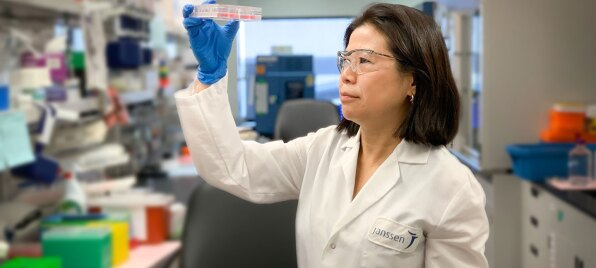 Margaret Yu, M.D., Vice President, Disease Area Leader, Prostate Cancer, Janssen Research & Development, LLC