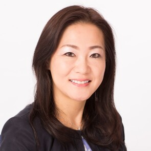 Headshot of Eunice Masako Quinn, Head of HR, Supply Chain