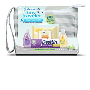 Tiny Traveler®Baby Gift Set