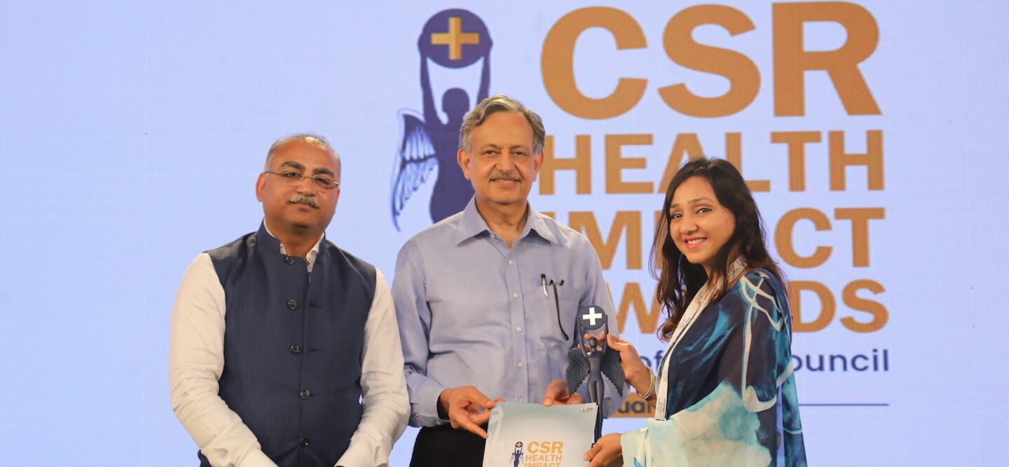 Janssen India receives prestigious award for its efforts to combat multidrug-resistant tuberculosis