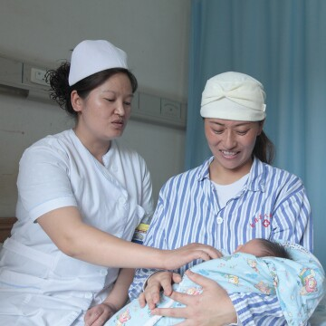 Neonatal Rescucitation Program Liangshan, China