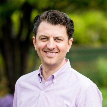 Dirk Gevers, Ph.D., Global Head of the Janssen Human Microbiome Institute