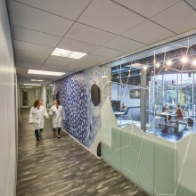 A photo of JLABS at TMC corridor in Houston, Texas