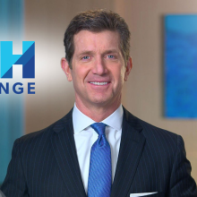 """A photo of Alex Gorsky with text """"gen H Challenge"""""""