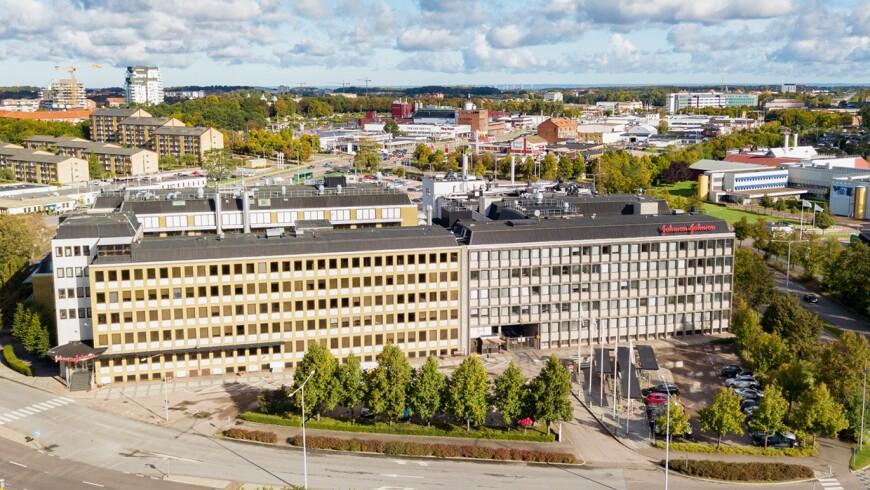 McNeil AB Site in Helsingborg, Sweden