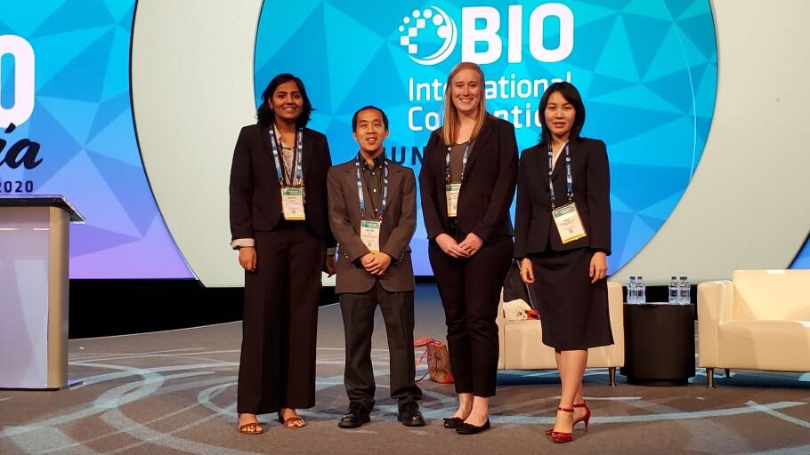 Champions of Science Storytelling Challenge—BioGENEius Edition Winners