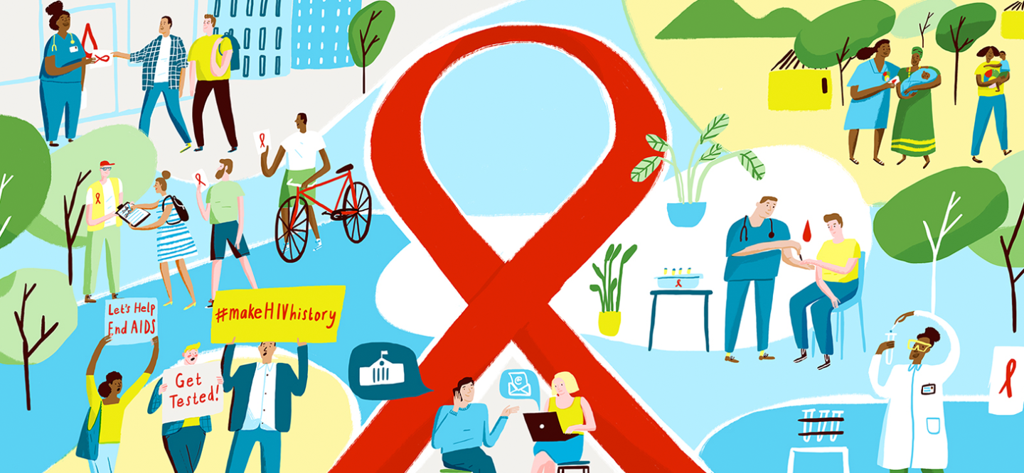 6 Surprising Things You May Not Know About HIV/AIDS Today