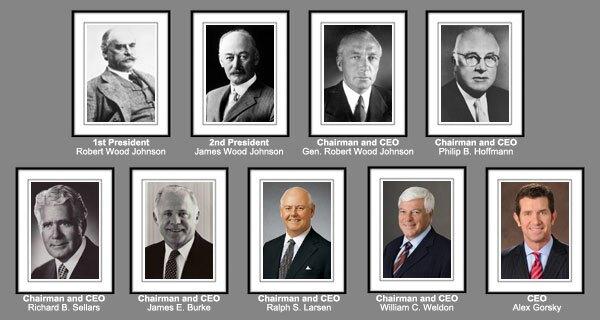 Legacy of Leadership | Johnson & Johnson