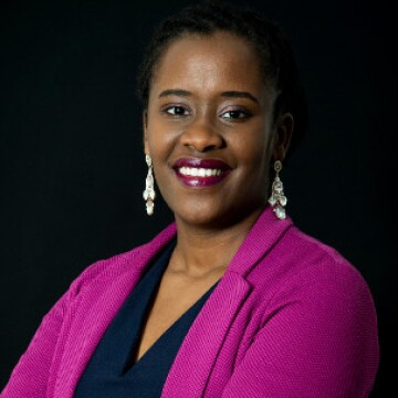 Nathalie Munyampenda, Managing Director, Next Einstein Forum