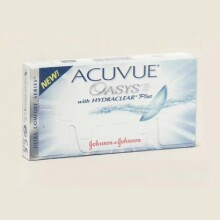 Acuvue Oasys with HydraClear Plus
