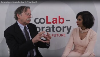 Conversations in the coLaboratory: Dr. Arthur Horwich