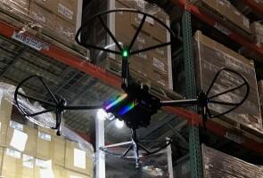 Drones helping take inventory at Johnson & Johnson