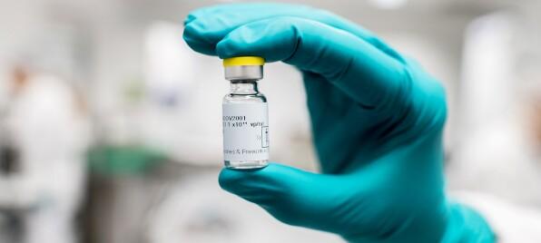 A potential COVID-19 vaccine