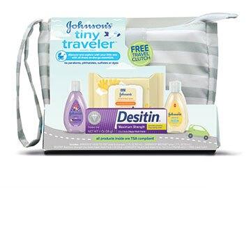 Tiny Traveler®Baby Gift Set