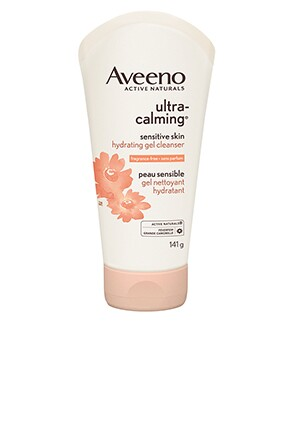 Aveeno® Ultra-Calming® Hydrating Gel Cleanser
