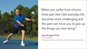 Depuy Synthes Knee Pain Jack Groppel