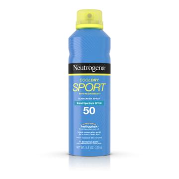 Neutrogena® CoolDry Sport Sunscreen Spray