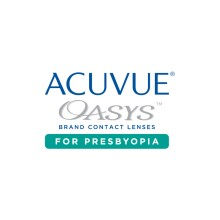 Acuvue Oasys Brand Contact Lenses for Presbyopia