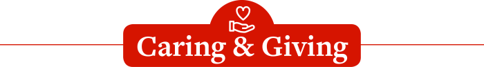 Logo for Caring & Giving