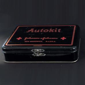 Johnson & Johnson 1906 Autokit First Aid Kit