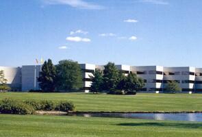 Johnson & Johnson campus in Skillman, New Jersey