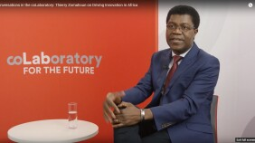 Conversations in the coLaboratory: Thierry Zomahoun on Driving Innovation in Africa