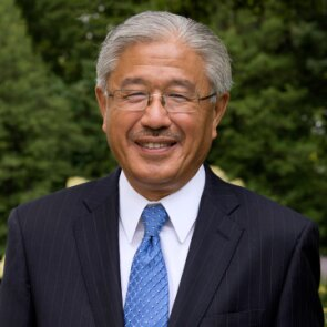 Dr. Victor Dzau, president of the National Academy of Medicine