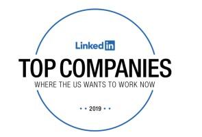 LinkedIn Top Companies Logo