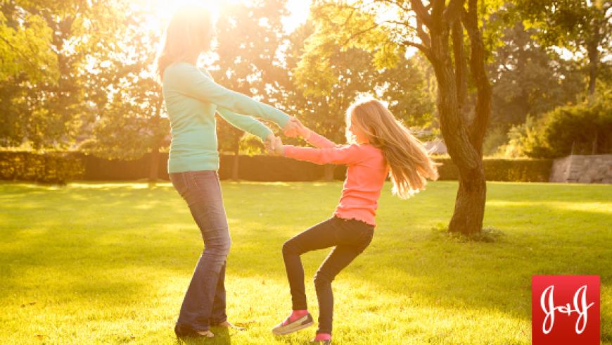family exercise healthy habit