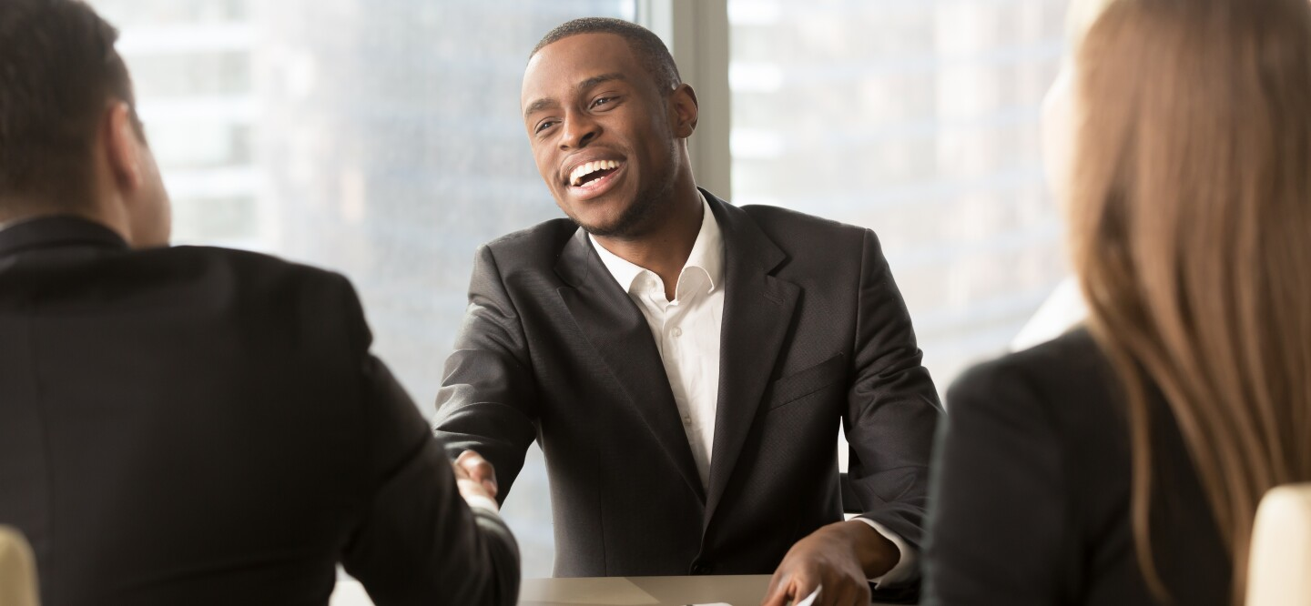 7 Ways to Ace Your First In-Person Interview | Johnson & Johnson