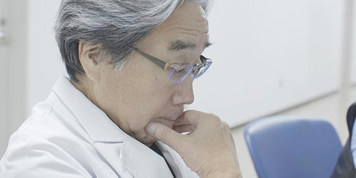 主治医である土浦協同病院の家坂義人医師