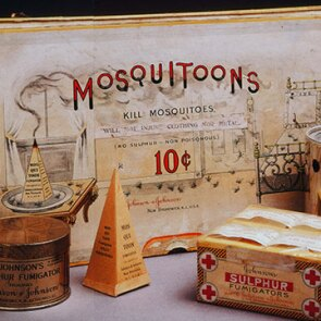 Johnson & Johnson Mosquitoons