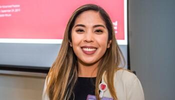 Nurse entrepreneur Charlene Grace Platon