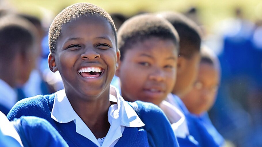 Members of a Johnson & Johnson HIV prevention program in South Africa