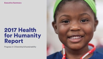 2017 Health for Humanity Report