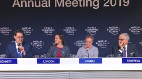 WEF Annual Meeting 2019