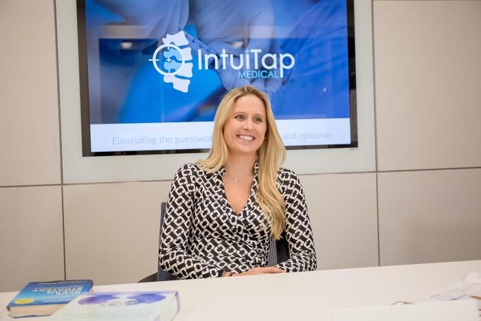 Jessica Traver of IntuiTap