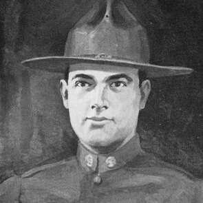 Sergeant Joyce Kilmer