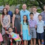 The Bernadsky family