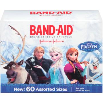 Walt Disney® Frozen™ BAND-AID® Brand adhesive bandages