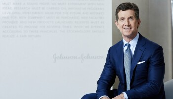 Alex Gorsky, Chairman and CEO, Johnson & Johnson