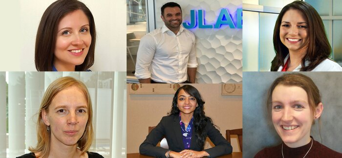 Six up-and-coming innovators from Johnson & Johnson's inaugural Under 40 to Watch List