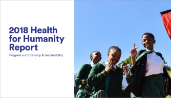 2018 Health for Humanity Report