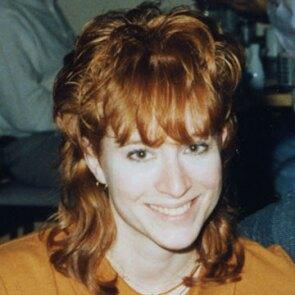 Margaret Gurowitz circa her first job at Johnson & Johnson