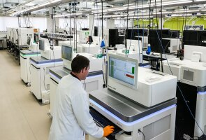 The genome sequencing facility at the Wellcome Sanger Institute