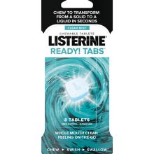 Listerine? Ready! Tabs?