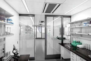 An on-site laboratory at JLABS @ NYC
