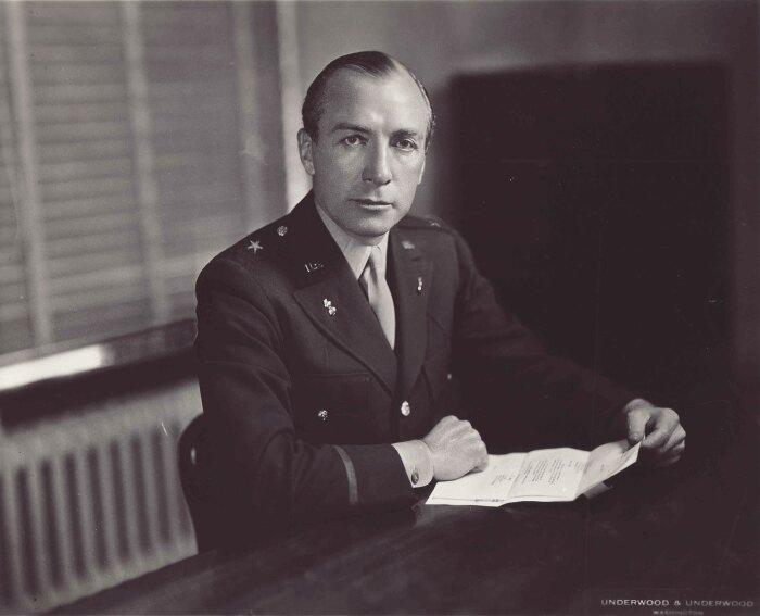 General Robert Wood Johnson, Son of Johnson & Johnson's Founder