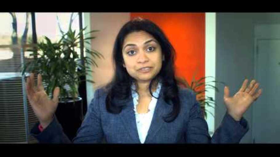 Gayathri Talks About Her Experience in the Procurement Leadership Development Program