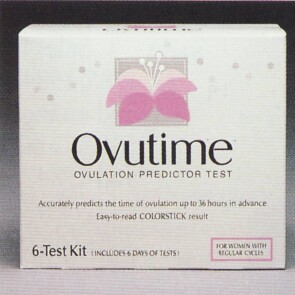 Ovutime Ovulation Test from Johnson & Johnson